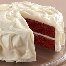 1 Kg Red Velvet Cake